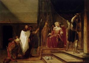 Jesus Taken To Herod