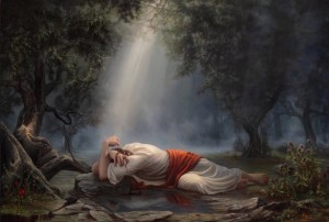 Gethsemane Prayer