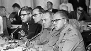 Joint Chiefs of Staff 1963
