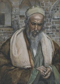 St Luke by James Tissot