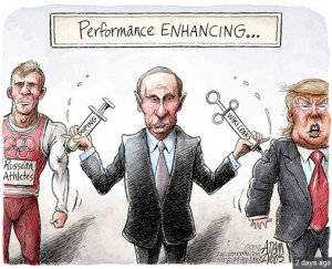 Doping and Hacking