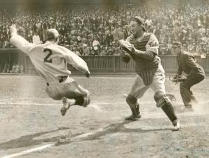 Baseball c1933