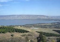 Hills of Galilee