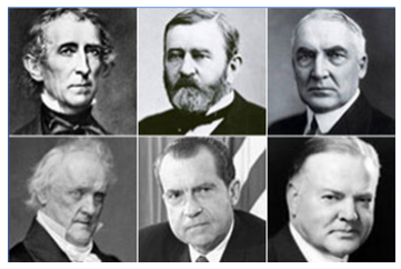 Ten Worst Presidents