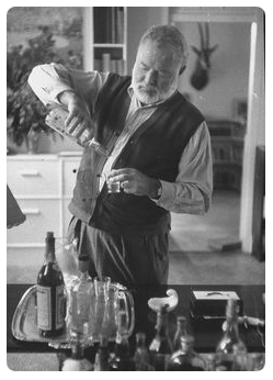 Cocktails with Hemingway