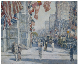WWI and American Art