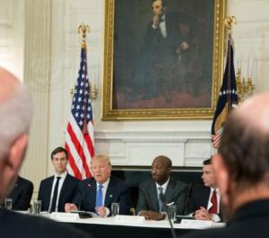 Trump and Kushner