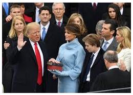 Trump One Year Anniversary