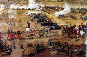 Battle of Puebla Cinco de Mayo