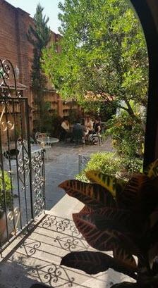 Vista Express Garden Cafe