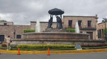 Tarasca Fountain
