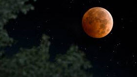 Supermoon and Eclipse 7.12.18