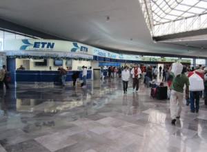 Morelia Bus Terminal