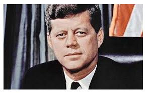 John Kennedy 1961