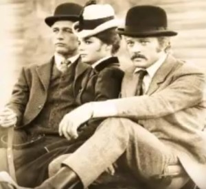 Walt, Jinny, Skip alias Butch and Sundance