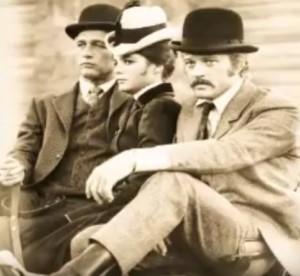 Walt, Jinny, Skip alias Butch and Sundance